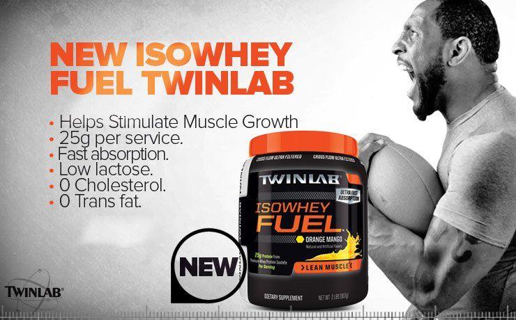 twinlab whey fuel 100%