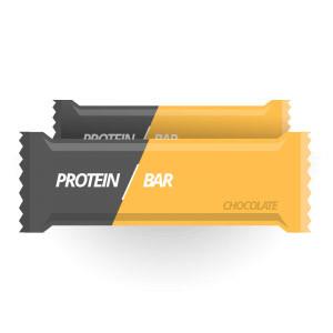 شکلات و پروتئین بار
